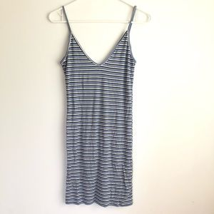Striped Bodycon Dress - Forever21